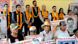 La CIDH considera ruptura la 'verdad histórica' de Ayotzinapa