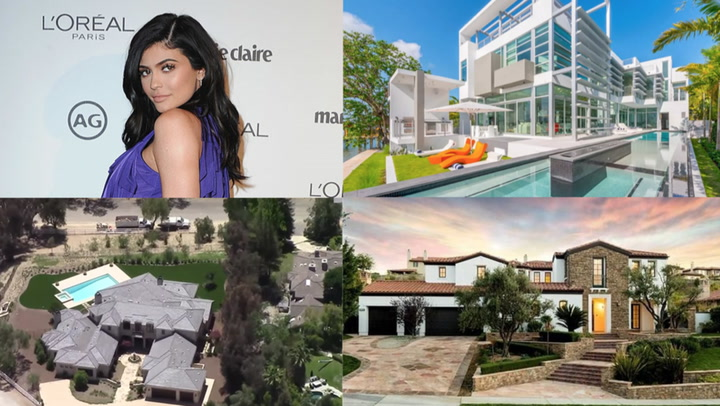 Is 19-Year-Old Kylie Jenner Building Her Own Real Estate Empire?