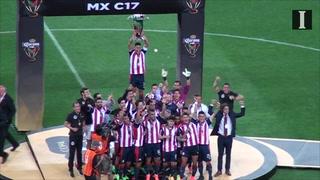 Chivas gana la Copa MX