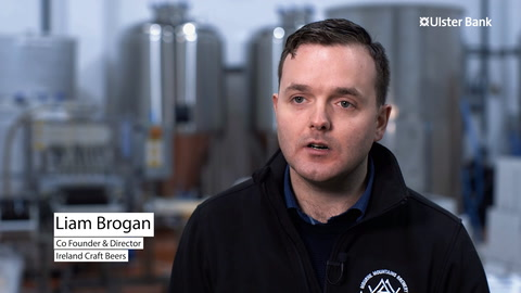 Beer 'world-first' by two innovative Northern Ireland companies