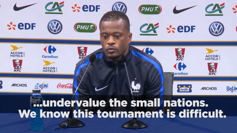 Video - 'We expected to play England,' says France's Evra