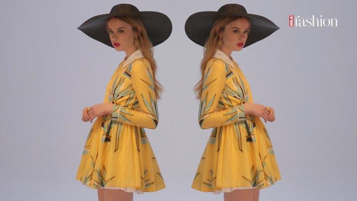 Buscando el sol con la moda Crucero 2016