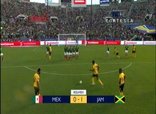 Jamaica vence a México y es finalista de la Copa Oro 2017