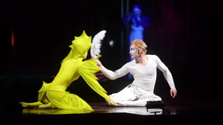 Icarus' Last Fall Into Varekai