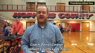 Caldwell Coach Says District Title is Always Season Goal