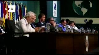 La OEA cierra asamblea sin resolución sobre Venezuela