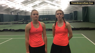 Hopkinsville Girls Doubles Pair on State Tourney Experience