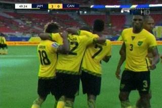 ¡GOOOL DE JAMAICA! Romario Williams anota el 2-0 ante Canadá