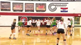 Ozark pulls comeback to reach 8th straight Final Four