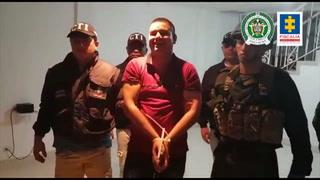 Capturan a jefe disidente de FARC en frontera con Ecuador