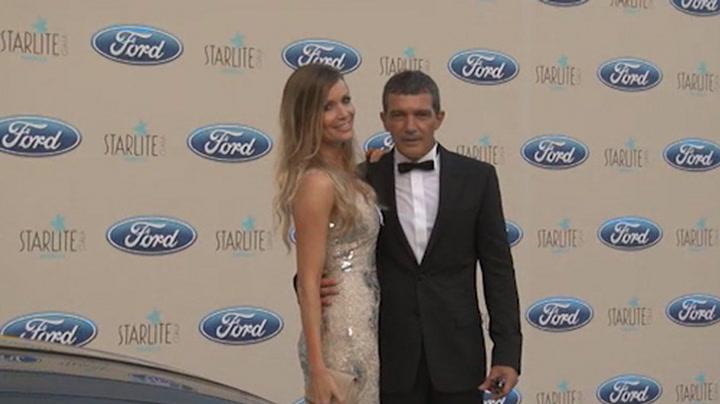 Antonio Banderas, ¿planes de boda con Nicole Kimpel?