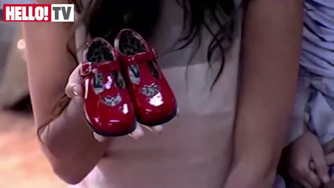Myleene Klass\' top tips for finding the perfect shoe for your child