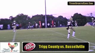 HIGHLIGHT REEL - Trigg County vs. Russellville