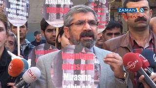 Tahir Elçi'nin son sözleri: Artık silah,çatışma, operasyon istemiyoruz