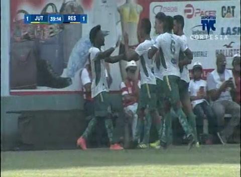 De penal Juticalpa FC le empata el encuentro a la Máquina