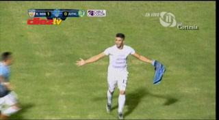 Juticalpa ganó con doblete de Ovidio Lanza 2-1 ante Real de Minas