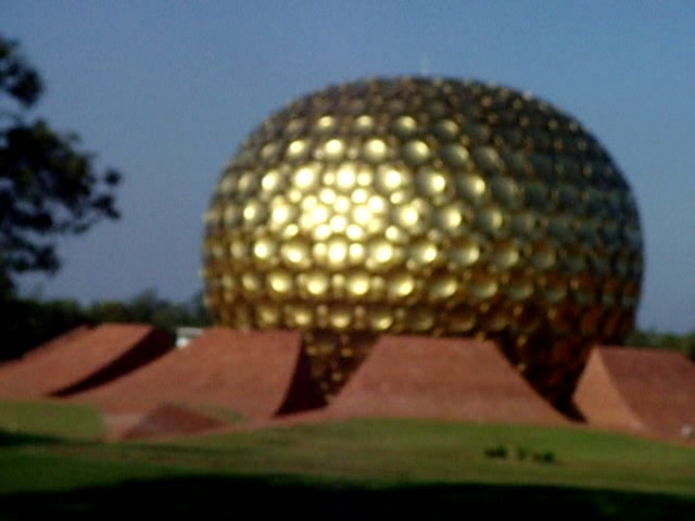 Pondicherry Videos-Auroville MatriMandir Pondicherry