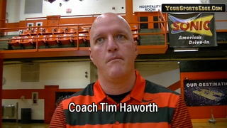 Haworth Settling in as Male Coach