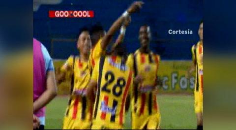 El golazo de Cristian Altamirano al Motagua (Liga Nacional 2017)