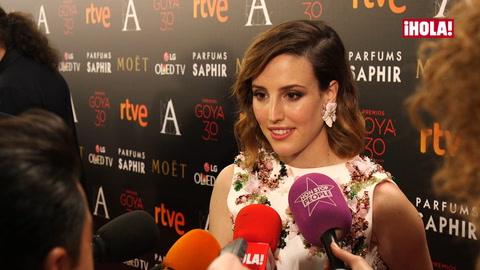 Natalia de Molina hace historia: \'Ahora a seguir creciendo\'
