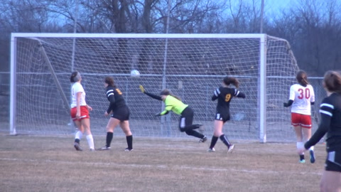U-high Vs. Springfield Girls Soccer