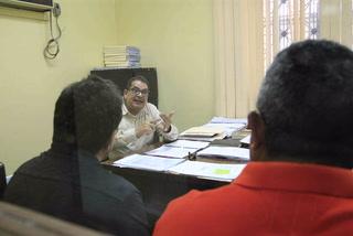 Comisión de Disciplina suspende a Héctor Vargas y le prohiben acceso al estadio