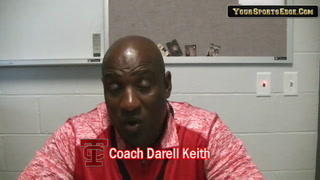 Keith Making Transition at Todd Central