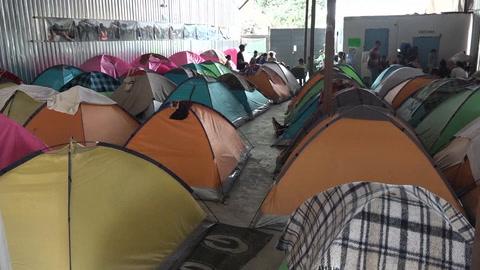 Migrantes centroamericanos temen más a la pobreza que a Trump