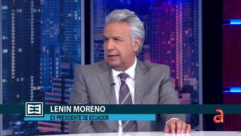 Conversamos en exclusiva con el ex presidente de Ecuador, Lenin Moreno sobre el avance del socialismo del siglo XXI en latinoamerica