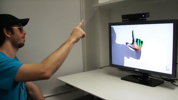 Microsoft Invents A Better Way To Sense Hand Gestures