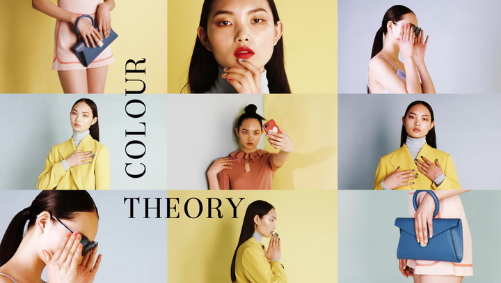 colour theory with OPI cred