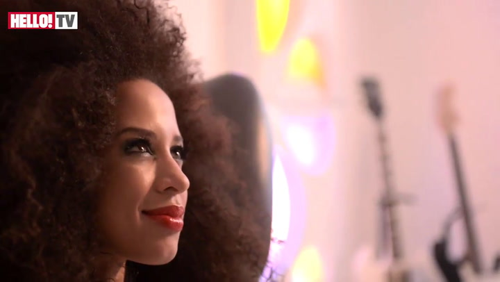 Exclusive: Natalie Gumede talks going for gold on Strictly