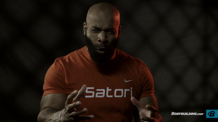 CT Fletcher's Commandment #2 Of Muscle Growth - Bodybuilding.com