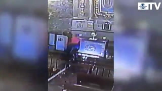 Captan robo del 'Santísimo' de casa de Juan Diego