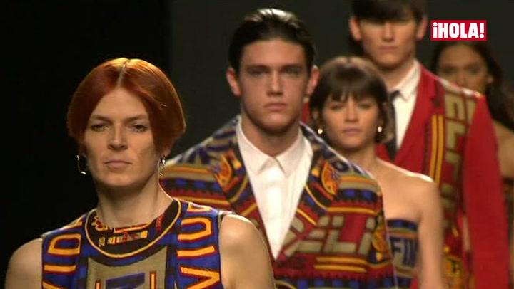 Fashion Week Madrid otoño-invierno 2016-2017: Davidelfin
