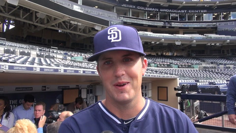 Drew Pomeranz on his journey to the Padres & yes, the chip on his shoulder