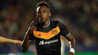 Romell Quioto y Alberth Elis anotan en victoria del Houston Dynamo sobre Chicago Fire