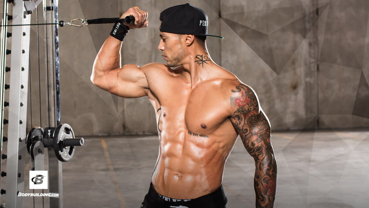 Back & Biceps Workout | Ripped Remix | Day 19