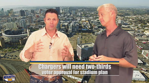 Kaplan & Acee - Are Chargers stadium hopes all but dead?
