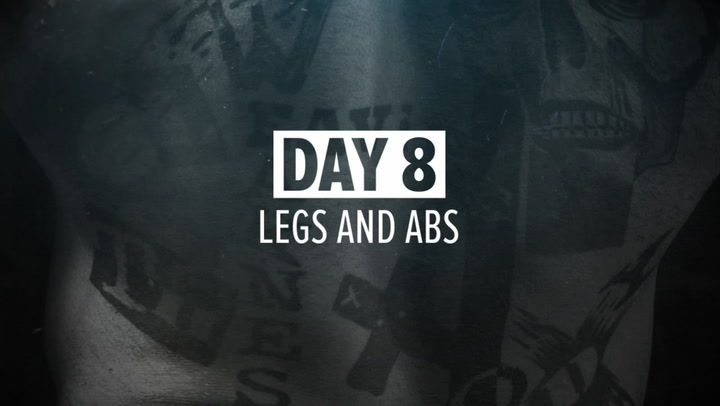 Day 8 | Legs and Abs Workout | Kris Gethin's 12-Week Muscle-Building Trainer