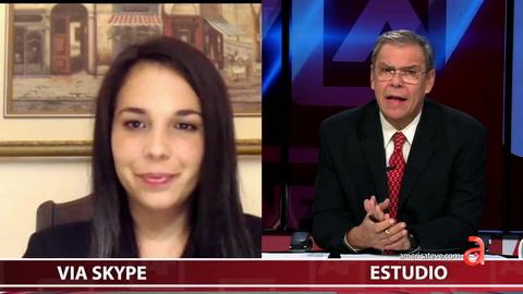 Joven cubana de Matanzas aspira a un escaño en el Parlamento de Canadá