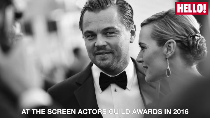 Kate And Leo\'s Sweetest Red Carpet Moments