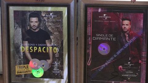 Luis Fonsi estrena en Quito su nuevo sencillo de ritmo caribeño