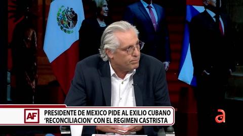 Análisis: Presidente de México junto a Díaz-Canel pide al exilio cubano Reconciliación  con el régimen castrista