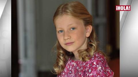 Así es Elisabeth, la dulce princesa que será la primera reina de los belgas.