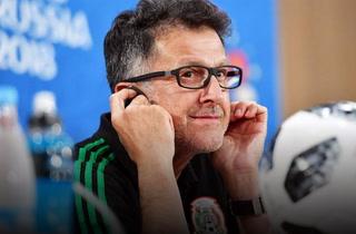 Osorio advierte a Corea del Sur: