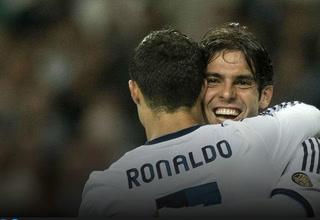 Kaká sobre Cristiano Ronaldo: