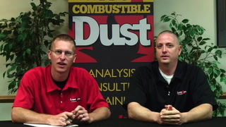 Workplace Safety Show – Ep. 21 – Combustible Dust Overview