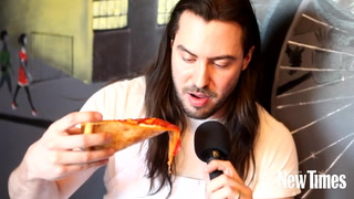 Pizza Party With Andrew WK at Grand Avenue Pizza Company