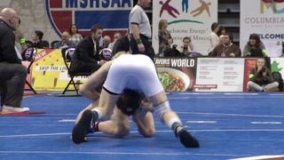 Class 1 State Wrestling Finals
